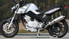 BMW F 800 R - Immagine: 1