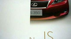 Prime foto della nuova Lexus IS? - Immagine: 4