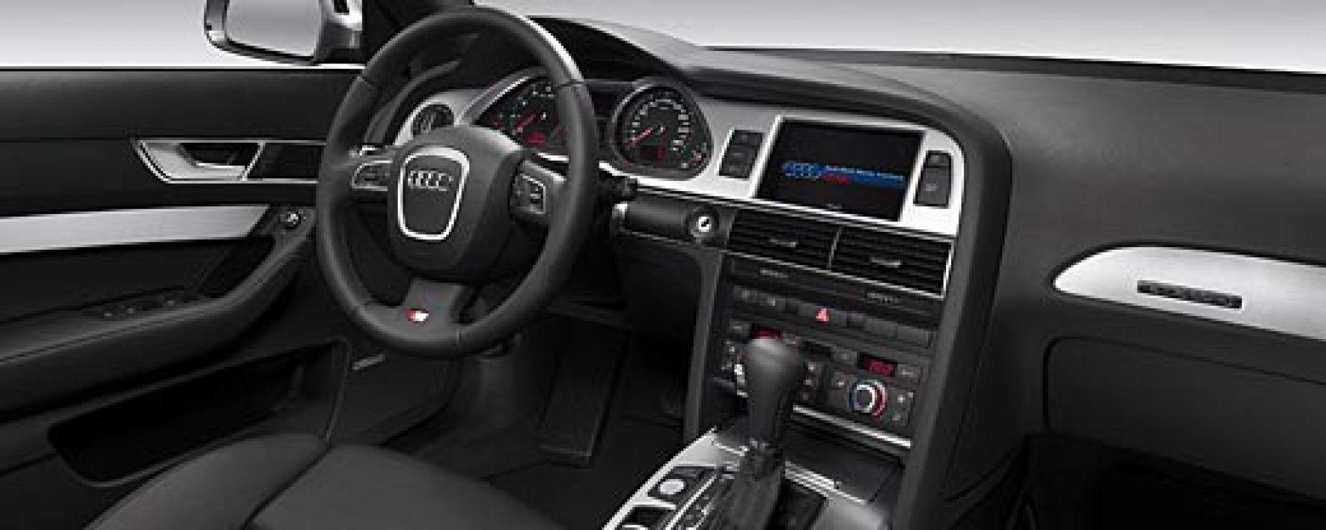 Anteprima  Audi A6 2009