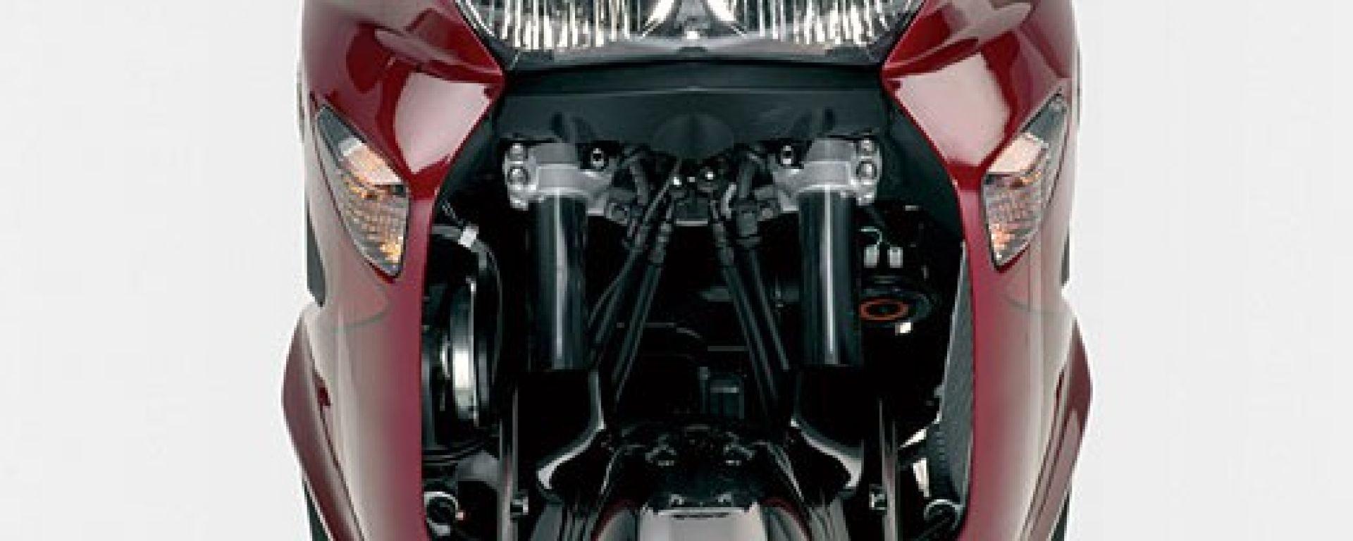 Big Enduro Contro - Honda Varadero ABS