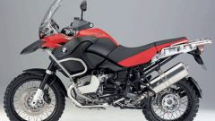 Big Enduro Contro - BMW GS Adventure - Immagine: 1