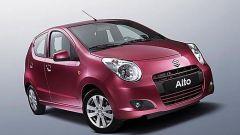 Suzuki Alto 2009 - Immagine: 8