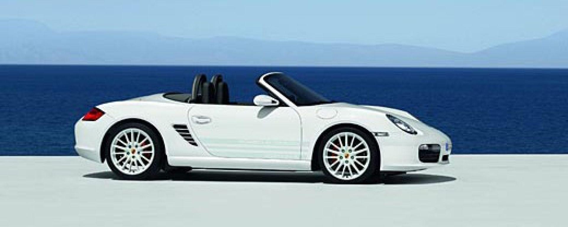 Porsche Boxster e Cayman Limited Edition