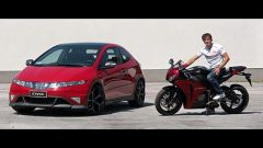 Honda Civic Type S Fireblade Replica - Immagine: 1