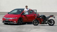 Honda Civic Type S Fireblade Replica - Immagine: 2