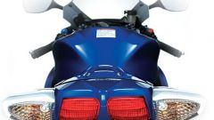 Suzuki GSX-R 600 - Immagine: 8