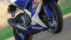 Suzuki GSX-R 600 - Immagine: 11