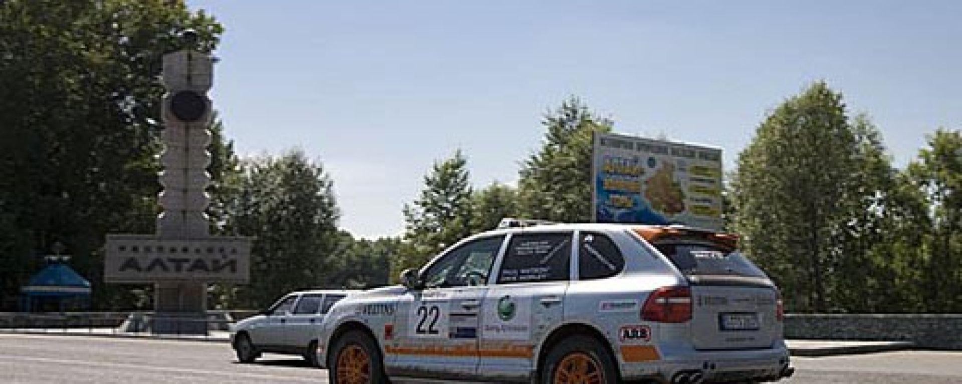 Transsyberia Rally 2008: settima puntata