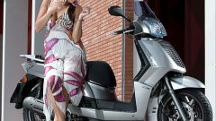 Kymco People S 300i - Immagine: 3