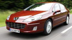 Peugeot 407 2008 - Immagine: 1