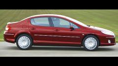 Peugeot 407 2008 - Immagine: 3