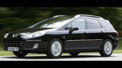 Peugeot 407 2008 - Immagine: 5