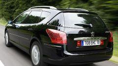 Peugeot 407 2008 - Immagine: 6