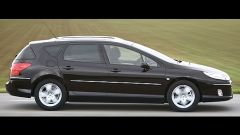 Peugeot 407 2008 - Immagine: 7