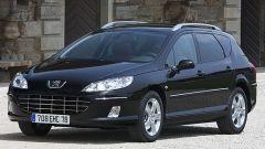 Peugeot 407 2008 - Immagine: 8