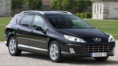 Peugeot 407 2008 - Immagine: 9