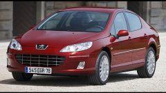 Peugeot 407 2008 - Immagine: 13