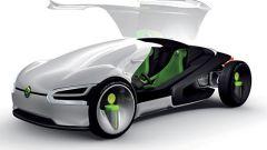 L'auto del 2028 secondo Volkswagen - Immagine: 3