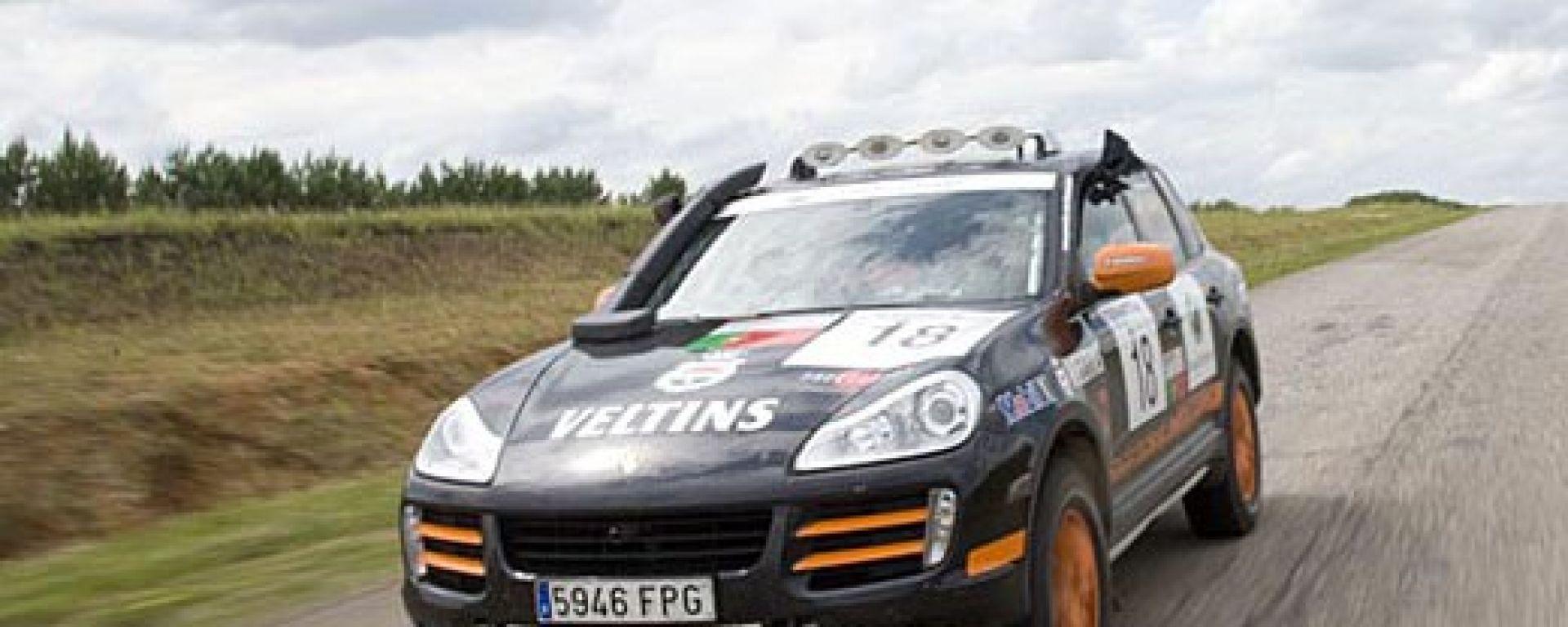 Transsyberia Rally 2008: terza puntata