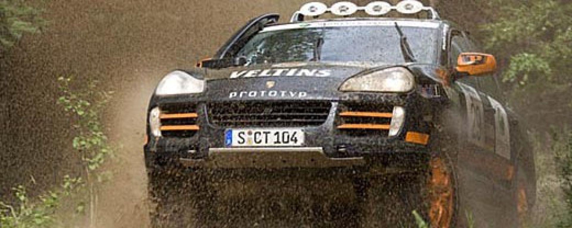Transsyberia Rally 2008: seconda puntata