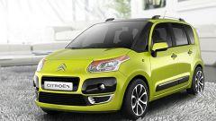 Citroën C3 Picasso Concept - Immagine: 2