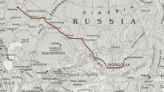Transsyberia Rally 2008: il percorso - Immagine: 2