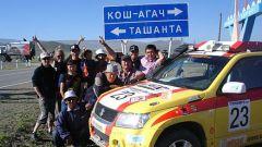 Transsyberia Rally 2008: il percorso - Immagine: 7