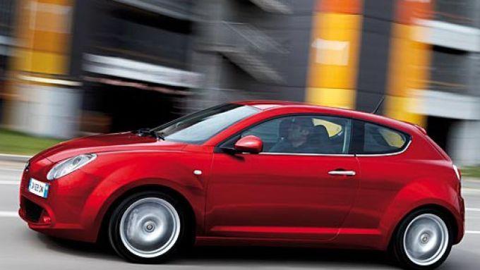 Immagine 2: Alfa Romeo MiTo