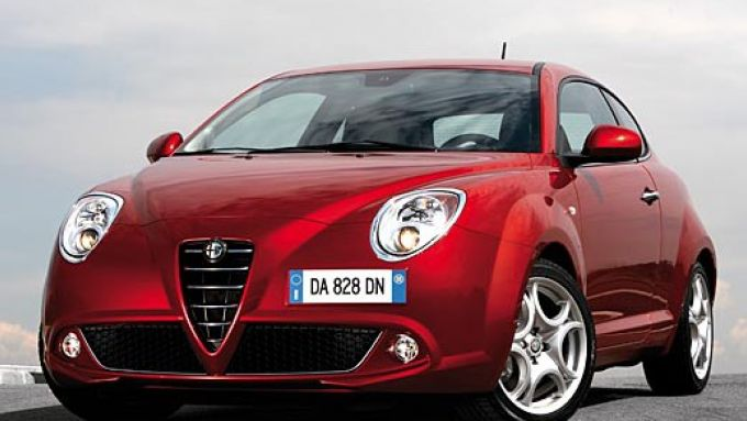 Immagine 6: Alfa Romeo MiTo