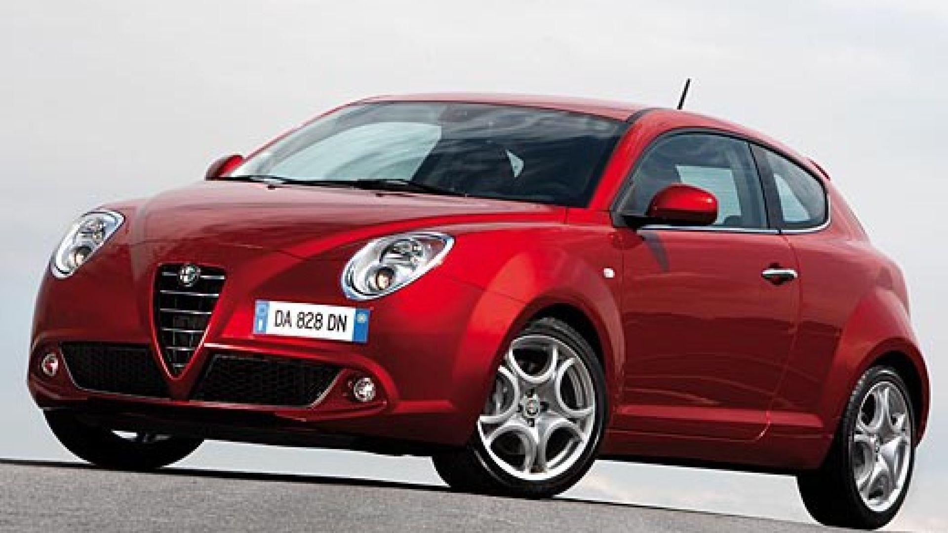 Immagine 7: Alfa Romeo MiTo
