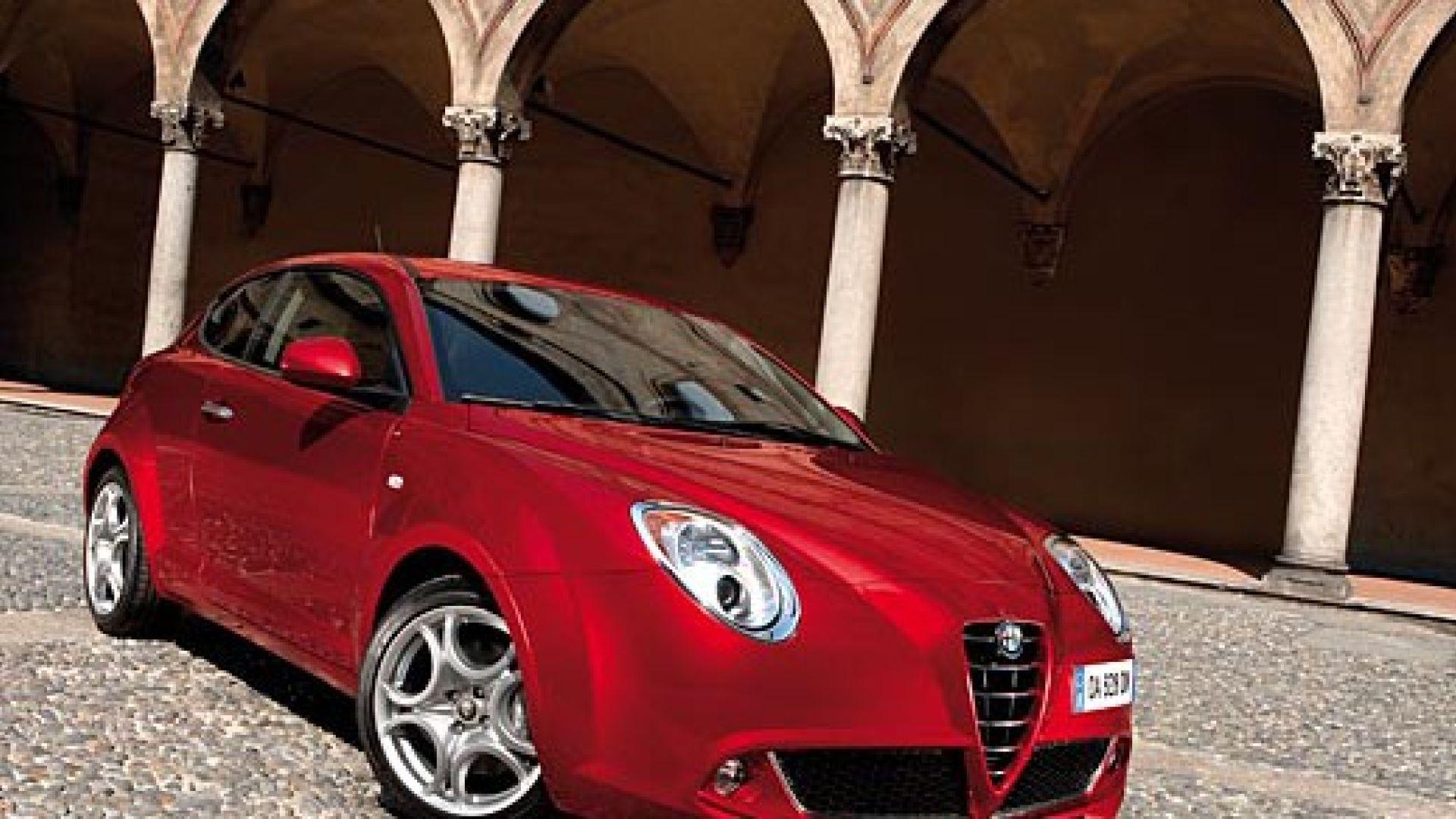 Immagine 9: Alfa Romeo MiTo