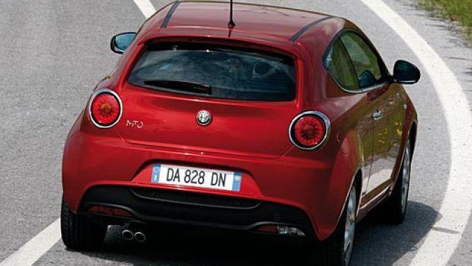Immagine 10: Alfa Romeo MiTo