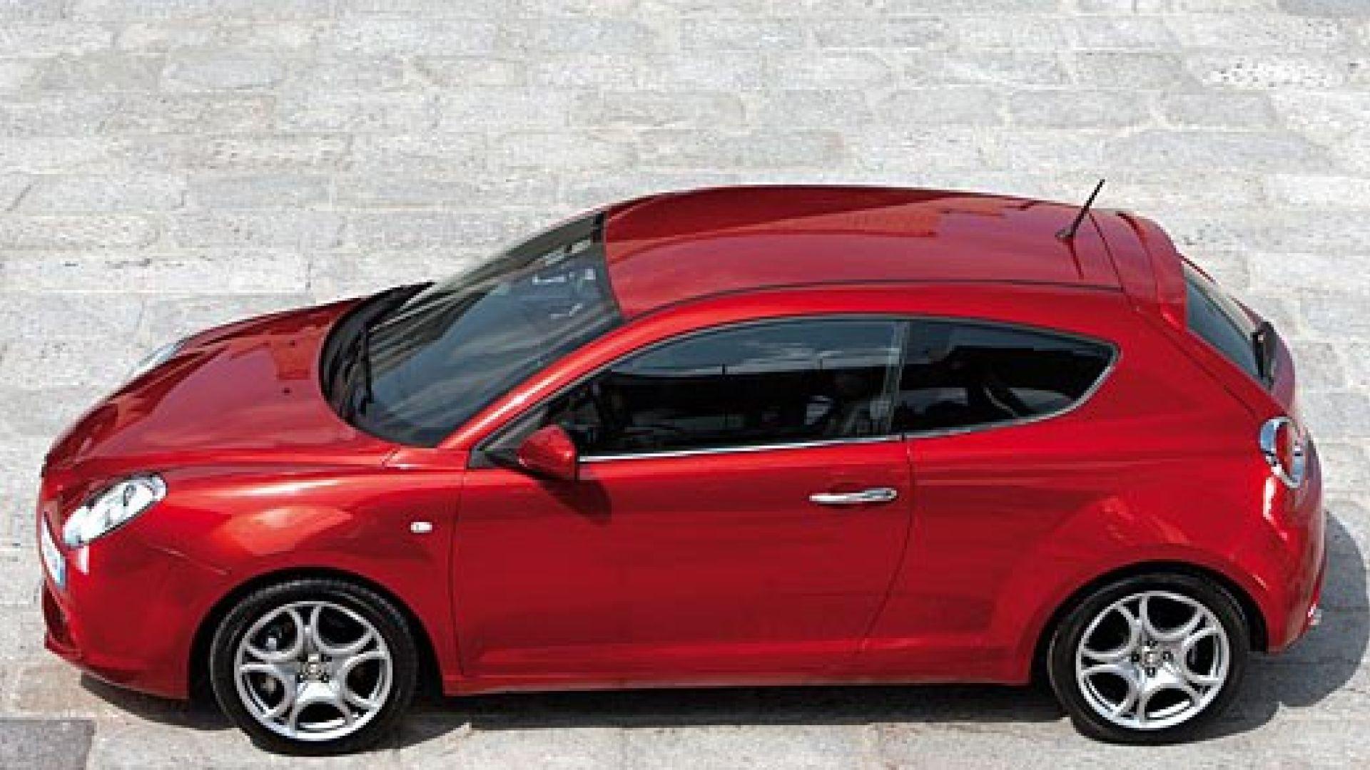 Immagine 11: Alfa Romeo MiTo