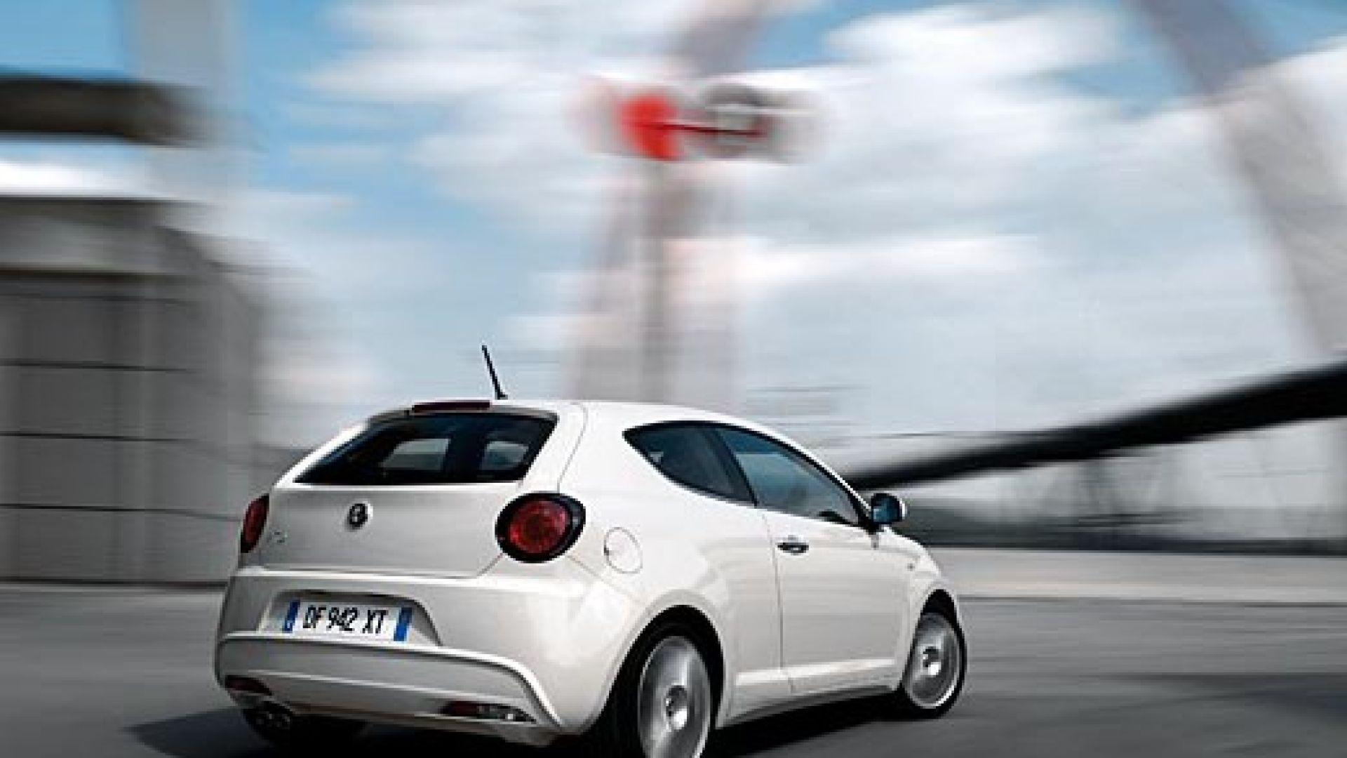 Immagine 13: Alfa Romeo MiTo