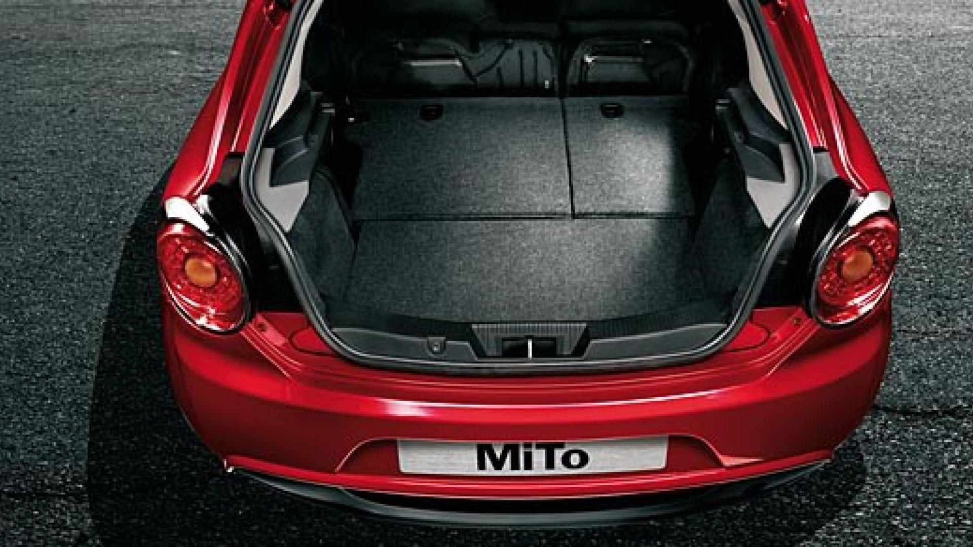 Immagine 22: Alfa Romeo MiTo