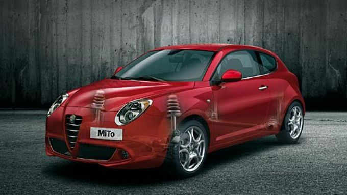 Immagine 23: Alfa Romeo MiTo
