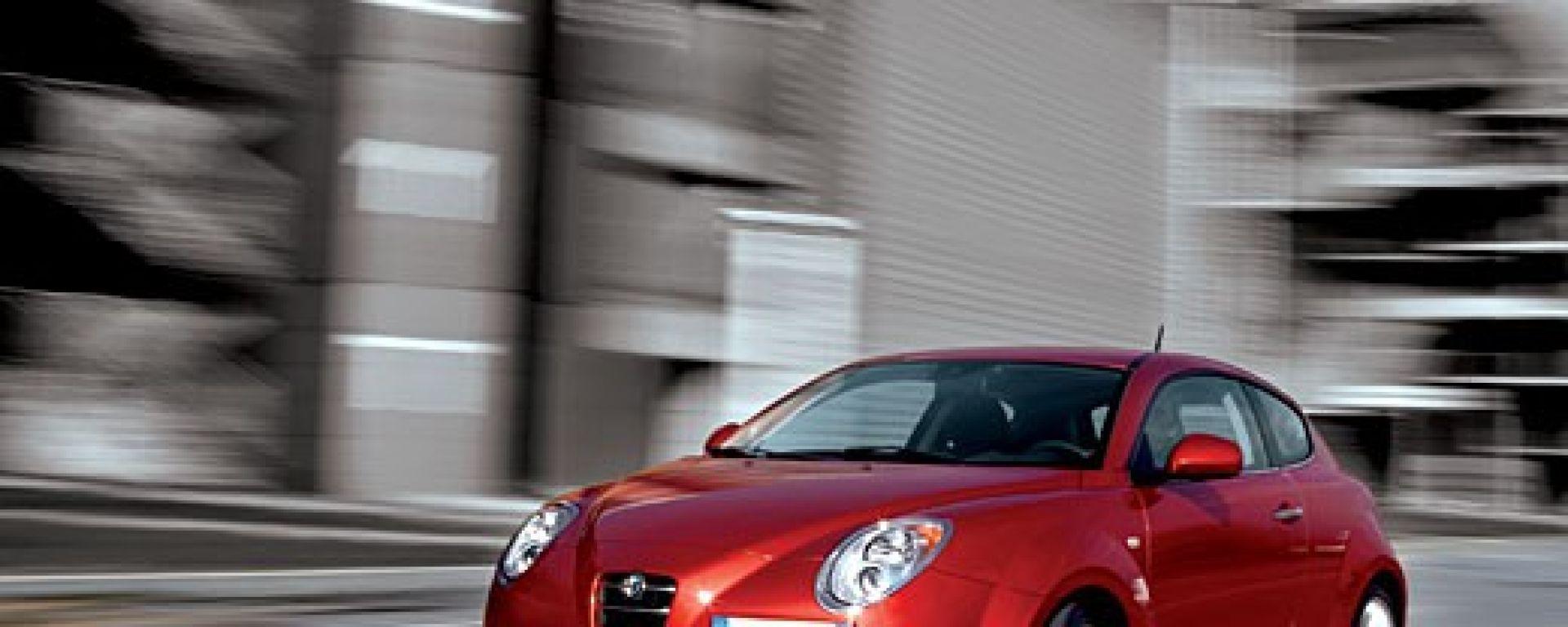 Alfa Romeo MiTo, 14 immagini in alta risoluzione