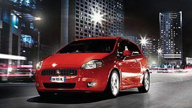 Listino prezzi FIAT Grande Punto