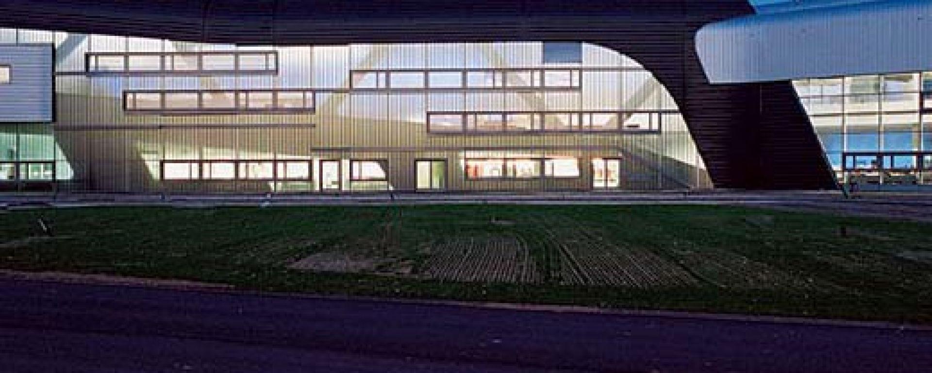 Bmw, prima anche in architettura