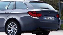 Svelata la nuova Serie 5 Touring - Immagine: 6