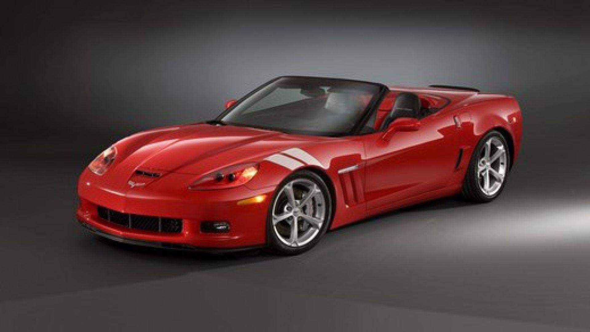 Immagine 0: Corvette Grand Sport 2010