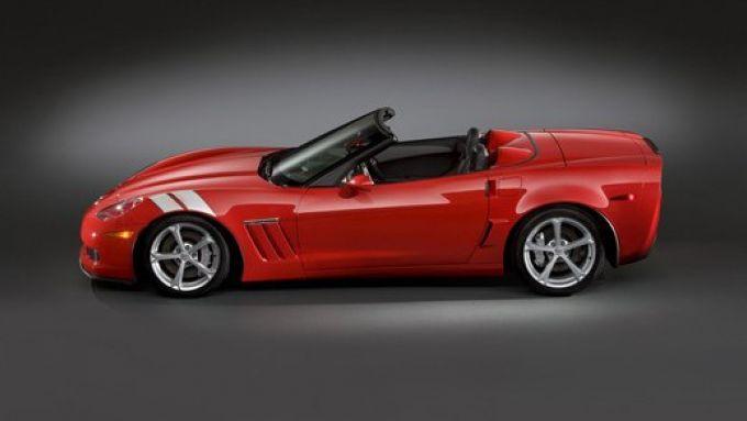Immagine 1: Corvette Grand Sport 2010