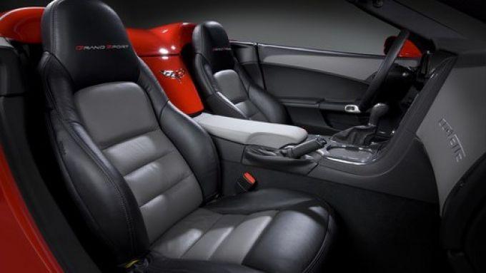 Immagine 3: Corvette Grand Sport 2010