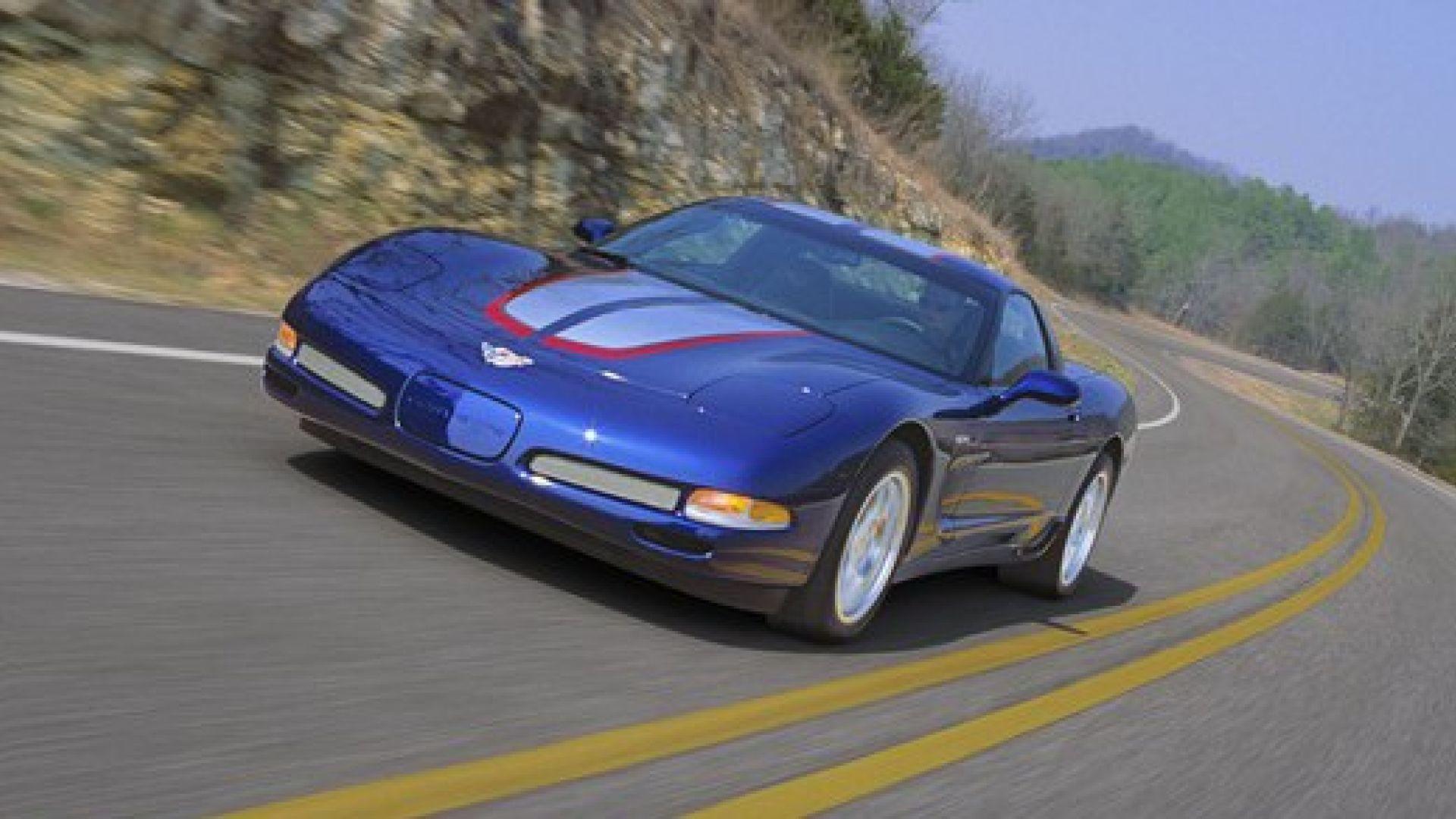 Immagine 4: Corvette Grand Sport 2010