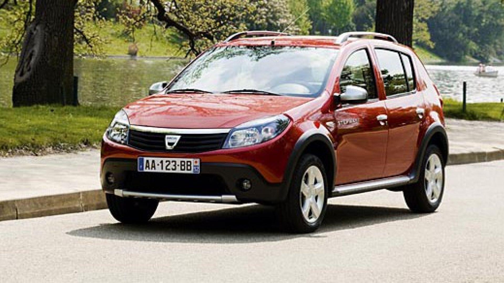 Immagine 0: Dacia Sandero Stepway: le nuove foto