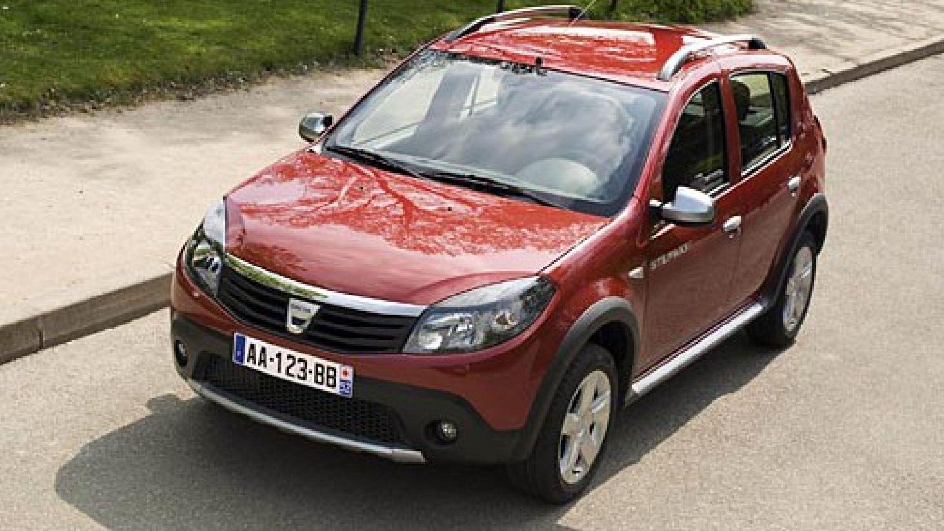 Immagine 15: Dacia Sandero Stepway: le nuove foto