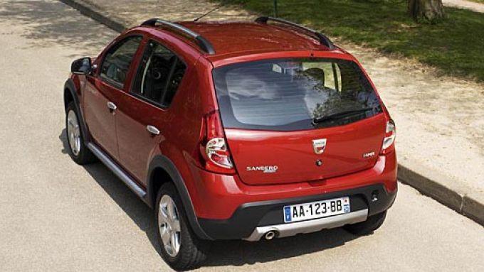 Immagine 14: Dacia Sandero Stepway: le nuove foto