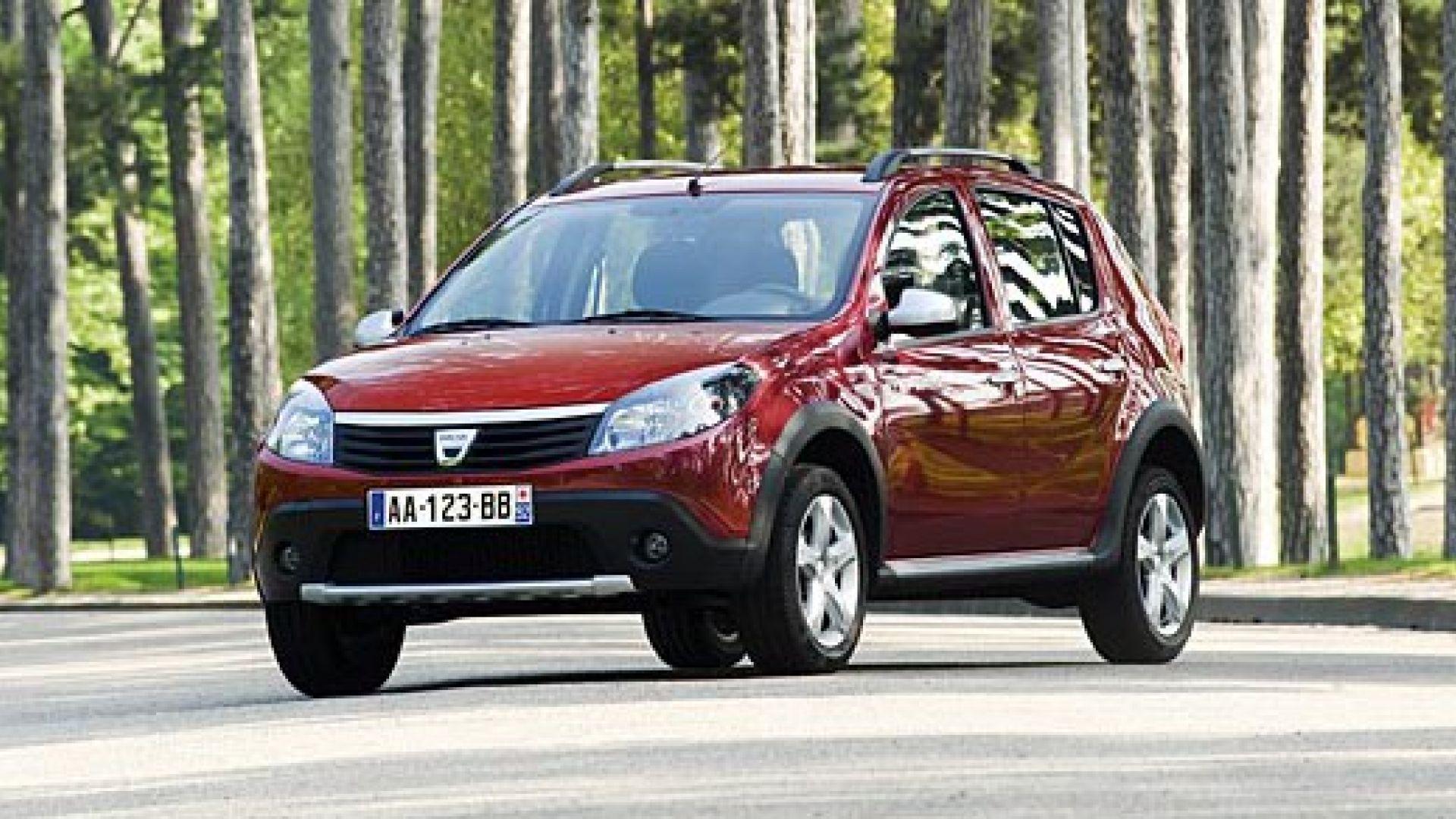 Immagine 13: Dacia Sandero Stepway: le nuove foto