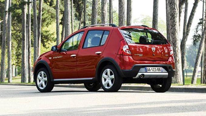 Immagine 12: Dacia Sandero Stepway: le nuove foto