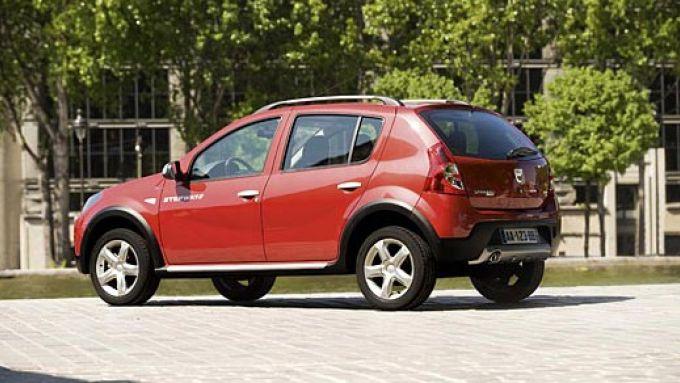 Immagine 11: Dacia Sandero Stepway: le nuove foto